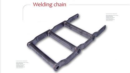 Welding chain